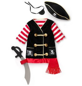 Melissa et Doug Costume de pirate