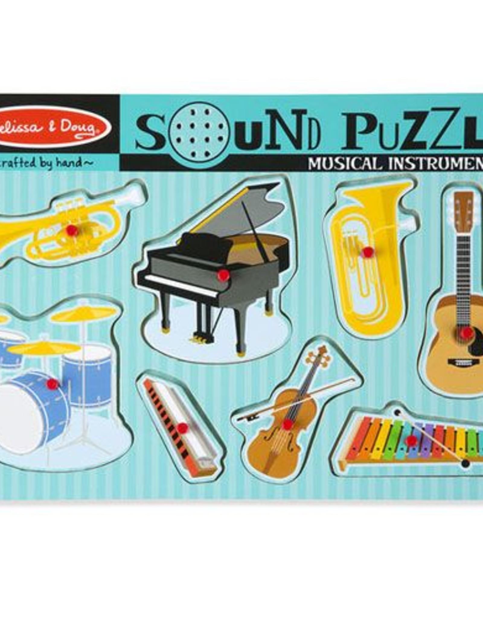 Melissa et Doug Casse-tête musical instruments de musique