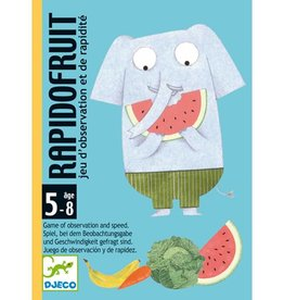 Djeco Rapido fruit