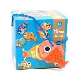 Djeco Mémo poisson