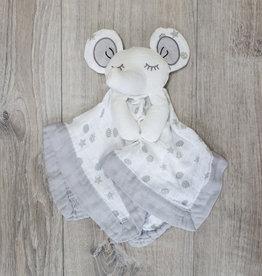 Lulujo Lovie éléphant gris