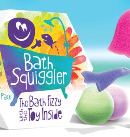 Loot toy co Bombes de bain parfumées et colorées - Paquet de 7