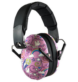 Banz Casque anti-bruit pour enfant 2-10 ans peace