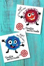Pico Tatouage Tatouage temporaire Microbes