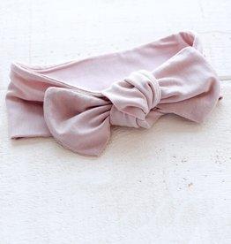 Mini Bretzel Bandeau Premium Rose blush