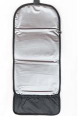 Lambert Sac à dos Mia noir avec tapis à langer
