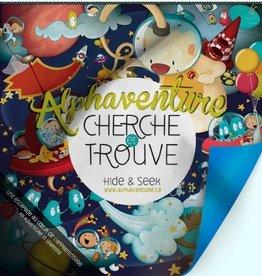 Alphaventure Cherche et trouve Espace Turquoise