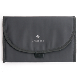 Lambert Tapis à langer noir