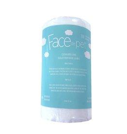 Face de Pet Feuillets pour couches lavables (paquet de 100)