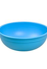 Re play Bol large en plastique recyclé bleu 20 oz
