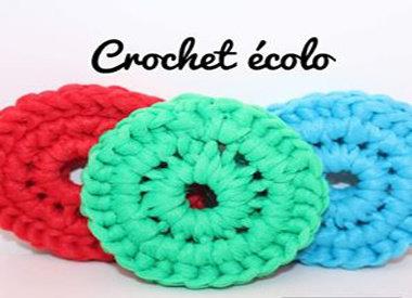 Crochet écolo