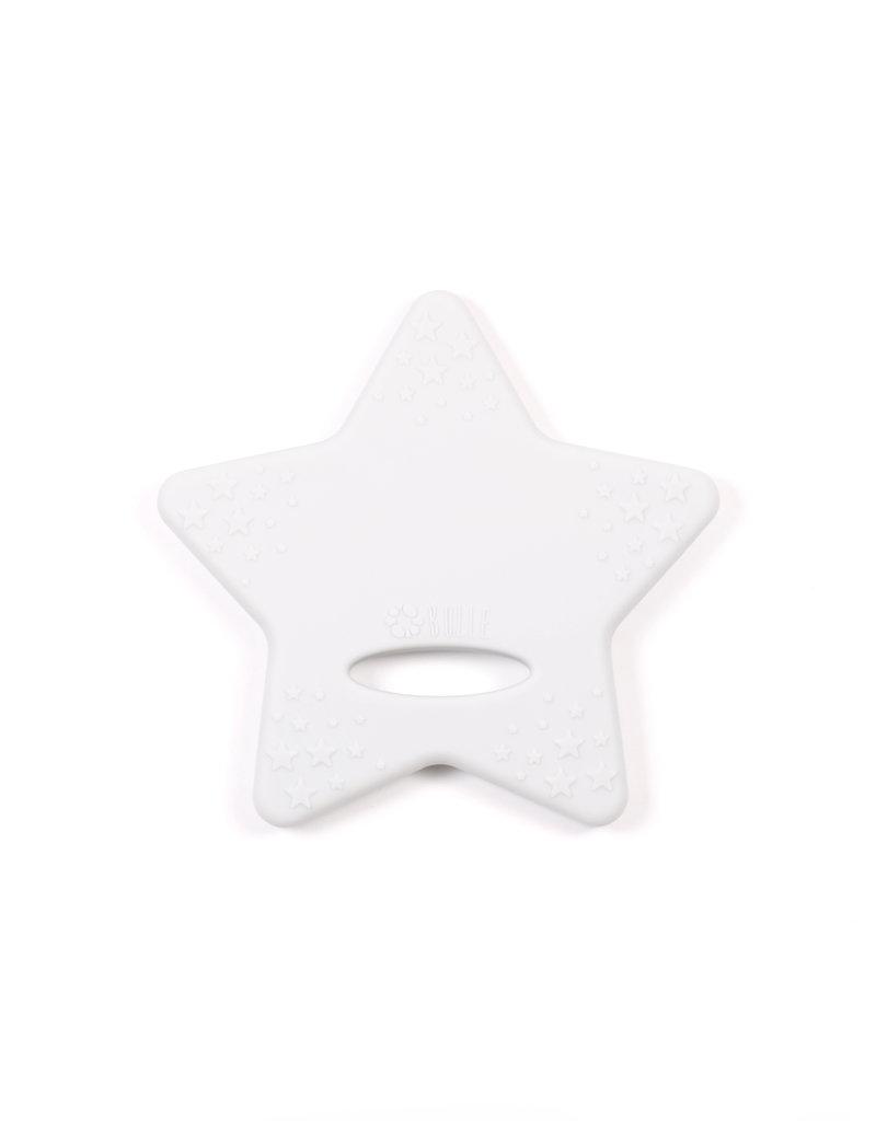 Bulle Bijouterie pour mamans Jouet pour doudou Étoile gris glace