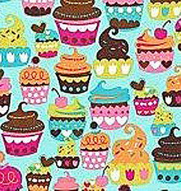 Nneka Oreiller pour enfant en sarrasin cupcakes