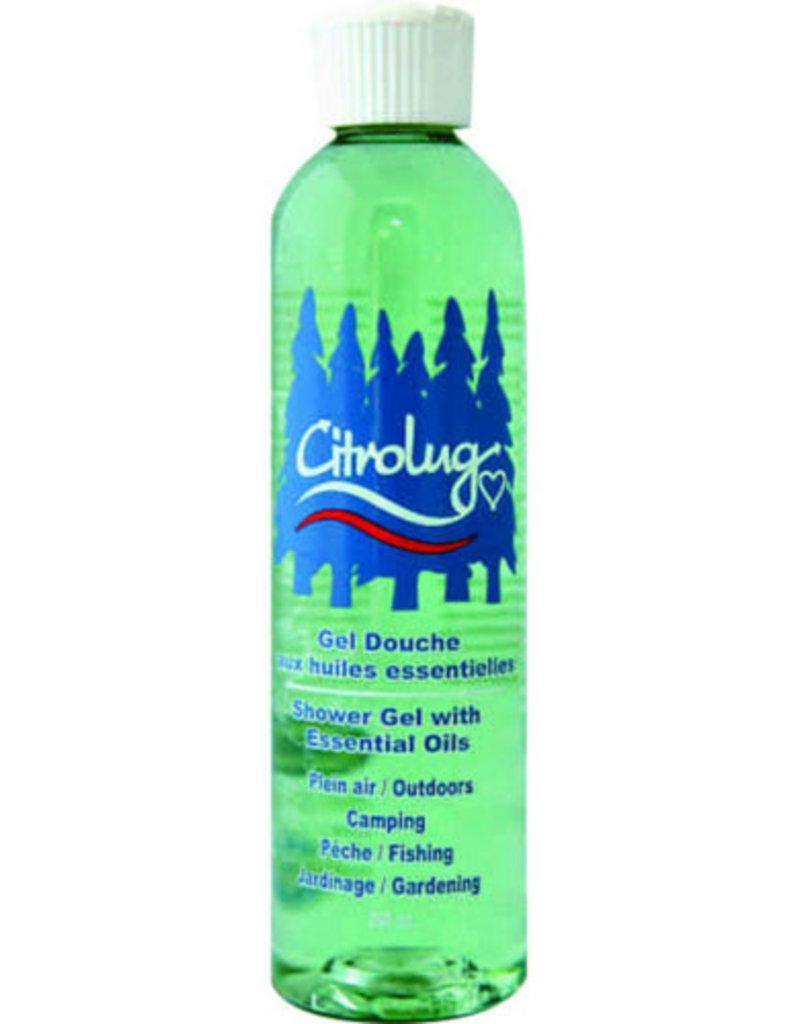 Citrobug Gel douche aux huiles essentielles