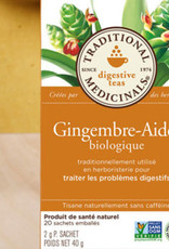 Traditional Medicinals Tisane Gingembre-Aide