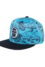 Headster kids Casquette shark wheel