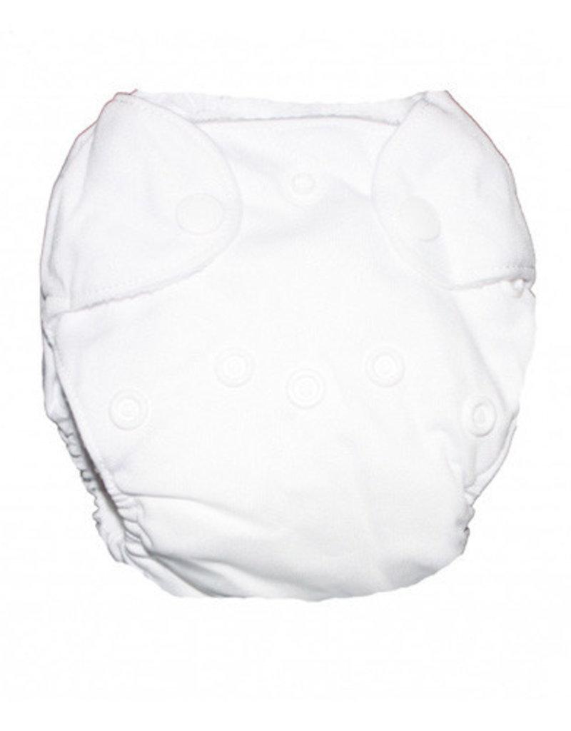 La petite Ourse Couche nouveau-né tout en un blanc