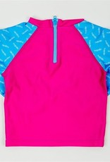 Hopalo Chandail UV 50 fuchsia skipper