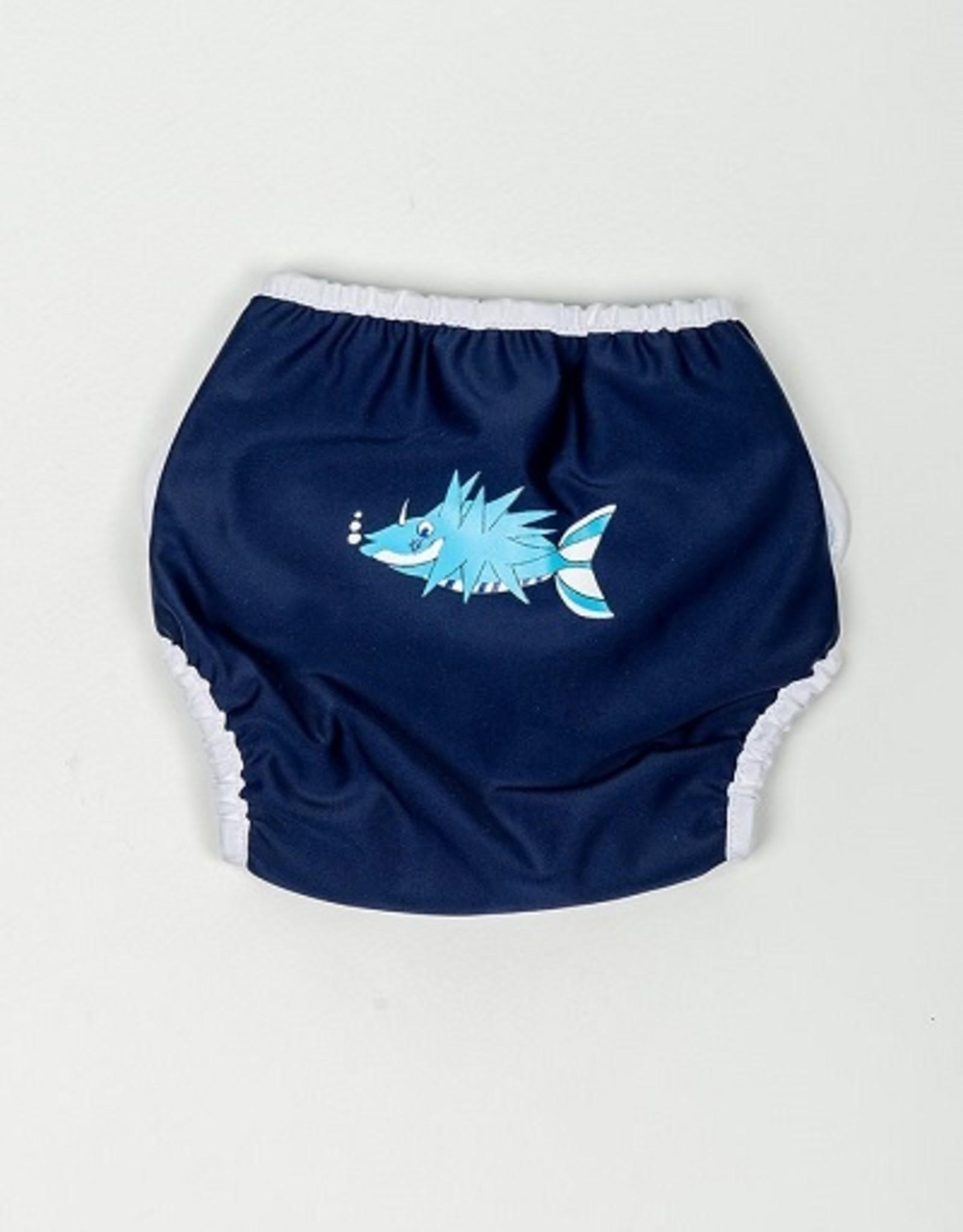 Hopalo Couche-maillot blu Scuro