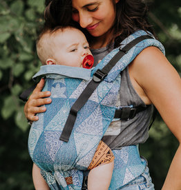 Gustine Porte-bébé évolution Mandala blue