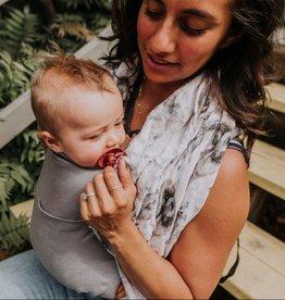Gustine Porte-bébé évolution en lin Douceur