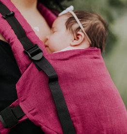 Gustine Porte-bébé évolution en lin Passion