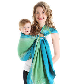 Chimparoo Ring sling Lime