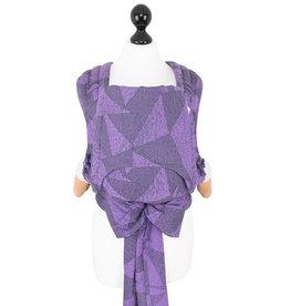 Fidella Fly tai Tangram Art Purple Bébé