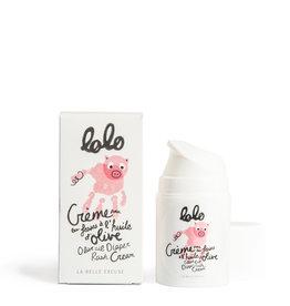 Lolo et moi Crème à fesses à l'huile d'olive 50 ml