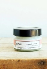 Marée Chandelle Chandelle de soya fraise et olivier