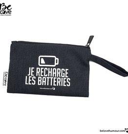 Bedaine love Sac  à collation Je recharge les batteries