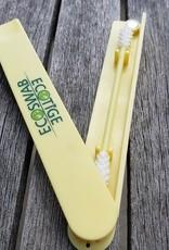 Culture sauvage Eco-tige lavable (oreille) jaune