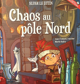 Heure du conte Slush le lutin - Chaos au pôle Nord