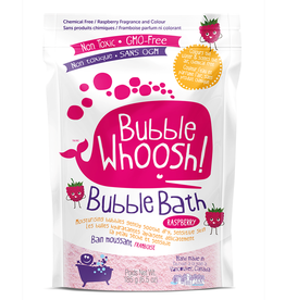 Loot toy co Bain moussant Bubble Whoosh Framboise 185g