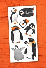 Pico Tatouage Tatouage temporaire Les Charmants Pingouins
