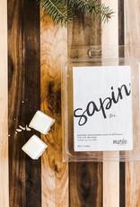 Marée Chandelle Pastilles de soya aromatisées pour diffuseur - Sapin