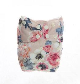 Minihip Couche à poche sans insert Bouquet