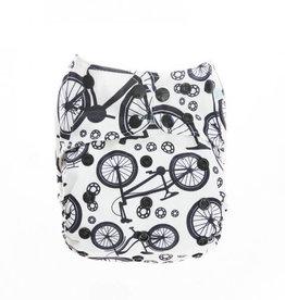 Minihip Couche à poche sans insert Vélo