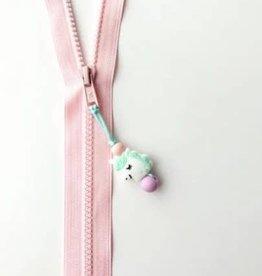 Jululu Bijoux Ami-Zip Licorne pastel