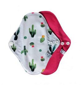 La petite Ourse Protèges dessous - paquet de 2 cactus + fushia