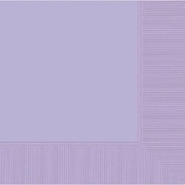 Lavender 3-Ply Luncheon Napkins, 50ct