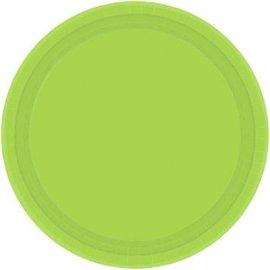 "Kiwi Paper Plates, 7"" 20ct"