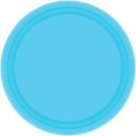 "Caribbean Paper Plates, 9"" 20ct"