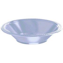Pastel Blue Plastic Bowls, 12oz. 20ct.