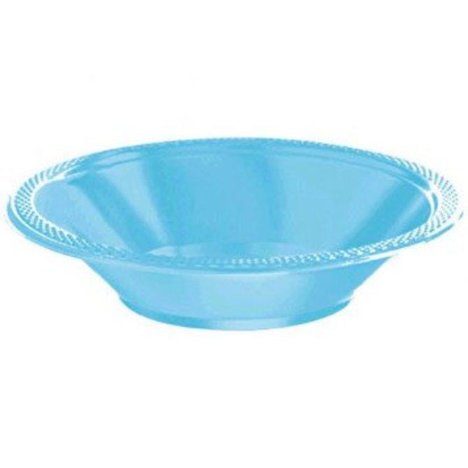 Caribbean Plastic Bowls, 12oz. 20ct