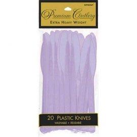 Premium Knives - Lavender 20ct