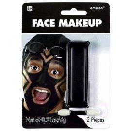Black Face Makeup