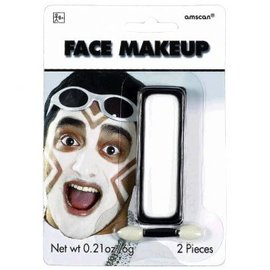 White Face Makeup