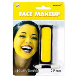 Yellow Face Makeup