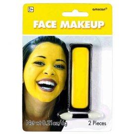 Yellow Face Makeup